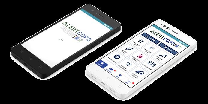 ALERTCOPS, La app de Policía Nacional y Guardia Civil