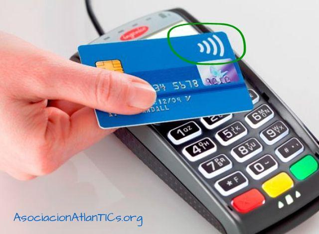 NFC ¿Que mi tarjeta de crédito tiene WIFI? Pues sí – AtlanTICs