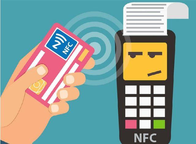 NFC ¿Que mi tarjeta de crédito tiene WIFI? Pues sí